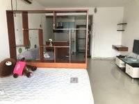 城市一号一房一厅,月租1300元适合小家庭与小情侣入住