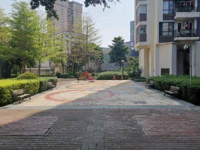 天虹旁 威廉城邦,看花园 南北通 精致舒适高层四房