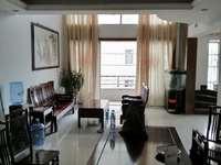 河南岸欣悦阳光精装复式四房 带一个大露台 还带家电家私