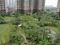 惠州塔旁中海凯旋城四期 118平3 1房 南北通透 6楼 看花园