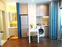 金山湖奥园领域精装修复试公寓,30平1房,月租抵月供,首付低