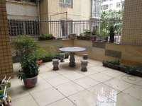 河南岸,欣悦阳光,带私家露台50 ,精装看花园