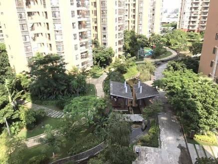 长湖苑二期 花园社区 精装四房 送超大入户花园 满5年 唯一住房 随时看房