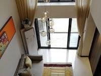 金山湖心岛!精装复式公寓,月收租2800,楼下大型商场,不愁租,易转手,投资首选