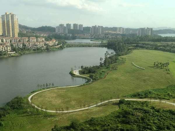湖景复式,高层视野开阔,体育公园旁,白鹭湖唯一性价比,江北雅居乐白鹭湖