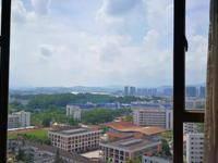 江北丽格公寓一房一厅,CBD高层江景,拎包入住
