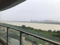 江北中心豪宅区 125平三房主卧带衣帽间 东南向一线江景 低于市场价急售