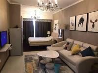 市中心坐拥三大商业体 精装舒适优选房源 茉莉花开一居室出售