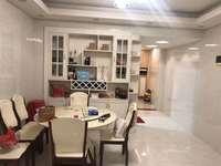新天虹旁,华乐弘城,豪华装修,9.9成新,送家私家电,毛坯价格出售,花园中间