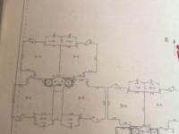 江北金世界花园四房 朝南向 精装修 电梯房