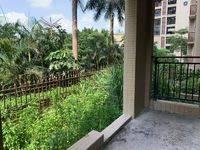 轻轨口物业 富川瑞园127平方4房带一大花园,可以做商铺,商住两用