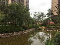 中洲天御126平 大4房南北通透 楼层好看花园仅售155万