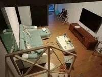 麦地泰豪广场 带五中学区 复式一房可改两房 64万出租2100 小区最便宜一套了