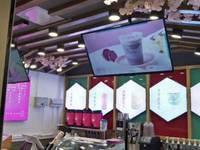 西湖丽日广场二楼奶茶店转让