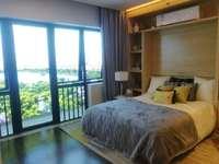 金山湖湖心岛一手公寓,带精装,位置配套好