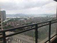 奥林匹克花园三期 中间楼层看江景 无遮挡 随时看房