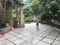 高铁北站旁 双拼边位大别墅 豪华装修 带大花园 价格可商量