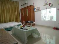 江北义乌公寓 精装一室一厅 拎包入住 采光好价格便宜