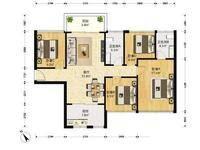笋 朝南 包补地价 实用面积125平 4房2厅2阳台 侨裕楼