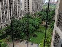 江北万科金域华庭,88平房,业主现卖123万三房精装修,带家私出售,证满三年