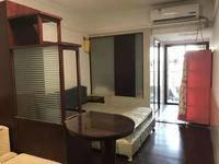 丽格国际公寓 富民小学学区房 70年产权 首付14万 中层 朝南向 带阳台 满五