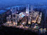 惠城中洲中央公园3室2厅,稀有小户型,带装修,黄金地段,大社区,居住舒适