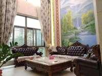 水口世纪东方城端头位别墅,重金豪华装修拎包入住,三面采光带300平花园,诚意急售
