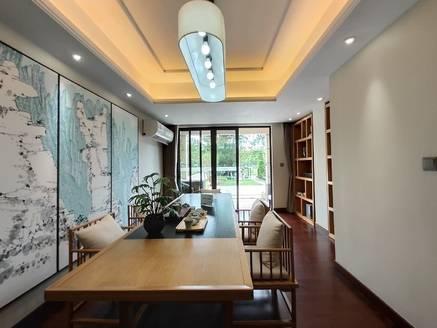 惠林温泉别墅,首付25万,高尔夫园林,养生温泉,酒店返租2万
