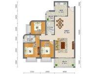 瑞和家园107平毛坯三房出售130万!单价1.21万!看房有钥匙!