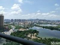 新出房源,中洲湾上花园,大面积豪宅,一梯一户,大阳台双湖景,安静舒适,看房有钥匙