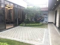 惠州北站 网红四合院别墅,东江月岛,高赠送190平花园,