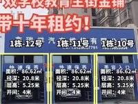 江北惠康医院旁旺铺 正大路边 带租约车位足 单价仅20000元
