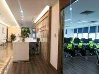 双子星大厦540平精装办公室出租