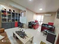 丽日银座一房57平全新装修商务办公室 看中直接办公 随时可以看房