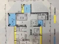 金山湖黄金地段-大坤金洲广场 户型非常靓,实用率非常高,可做4房。