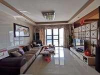 中海水岸城一期4房,精装修保养新,满五年唯一,看全江景。电梯高层,视野开阔