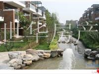 笋盘 奥林匹克2期三层别墅实用面积250平方全新毛坯送大露台花园低价急售