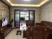 惠南学校 东江学府三期二区 一楼带90平独立花园 精装修3加1房