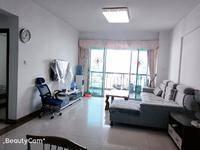 新天虹旁花园小区,精装大3房,2000拎包入住