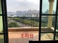 东湖五区复试出租 4000 230平米 带露台 全齐家私