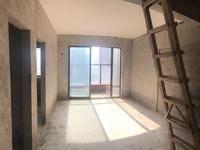 江北CBD 高层南向 三房两卫 6米复式 使用面积100平