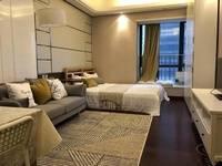 市中心 新天虹繁华商圈 德明合立方 精致酒店式一房 投姿必选