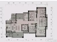 单价一万出头 奥园悦龙湾三期两梯两户大平层 看房随时 南北通