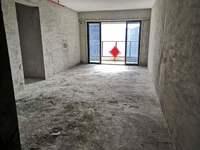 新天虹附近,27小学隔壁润田丽园,毛胚小3房88平106万,朝南中间楼层