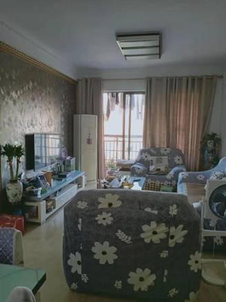 江北市政府旁 标准精装两居 高层东南向看江景 证满五年 保养