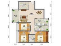 泰豪南山翡翠3室2厅2卫
