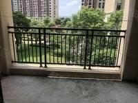 笋盘推荐 隆生文岭西堤 朝南三房带入户花园,阳台看园林美景,首付只需38万。