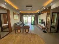 临金山湖学位房 楼王电梯中层 精装好房拎包入住 恒丰花园证满二年出售