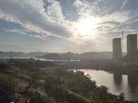 江北物业 双壁湾 南向三房全景飘台临湖看江 自带公立学校