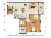 麦地中心区 海燕玉兰花园 4室2厅2卫 128平 156万
